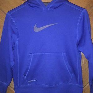 Boys Royal Blue Nike Sweatshirt